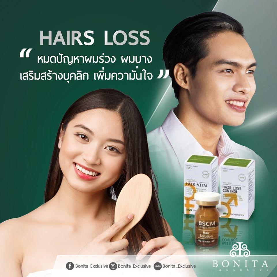 Hairs loss
